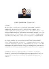 Chi può commentare nel mio Blog ?