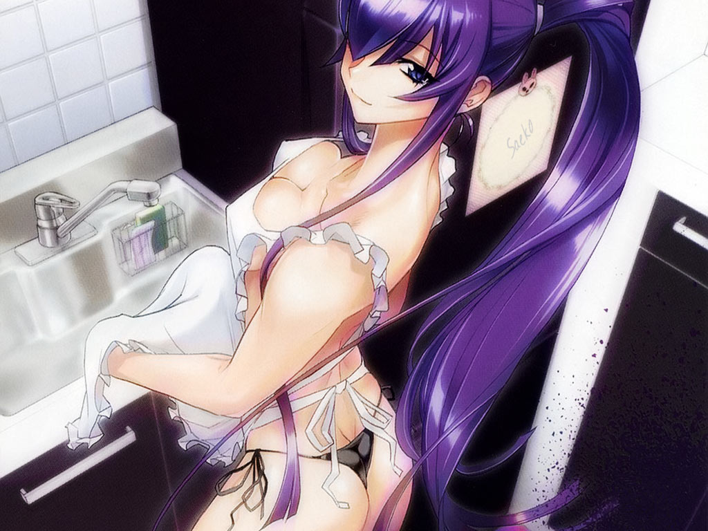 Quel personnage ? - Page 5 Highschoolofthedead_saeko