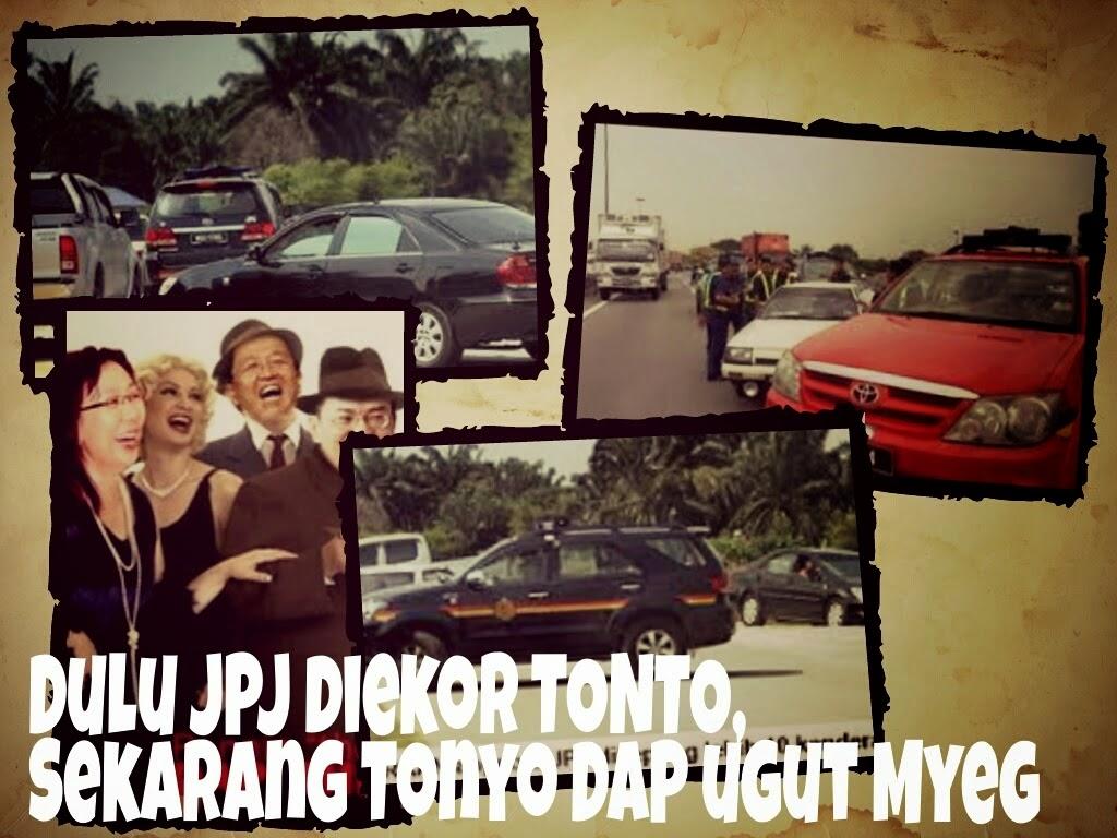 Video gangster DAP lempang pekerja Myeg