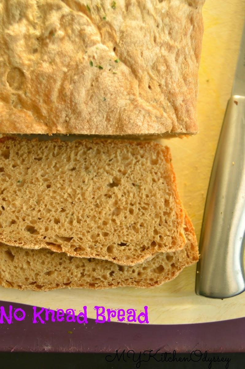 Whole wheat no knead bread1