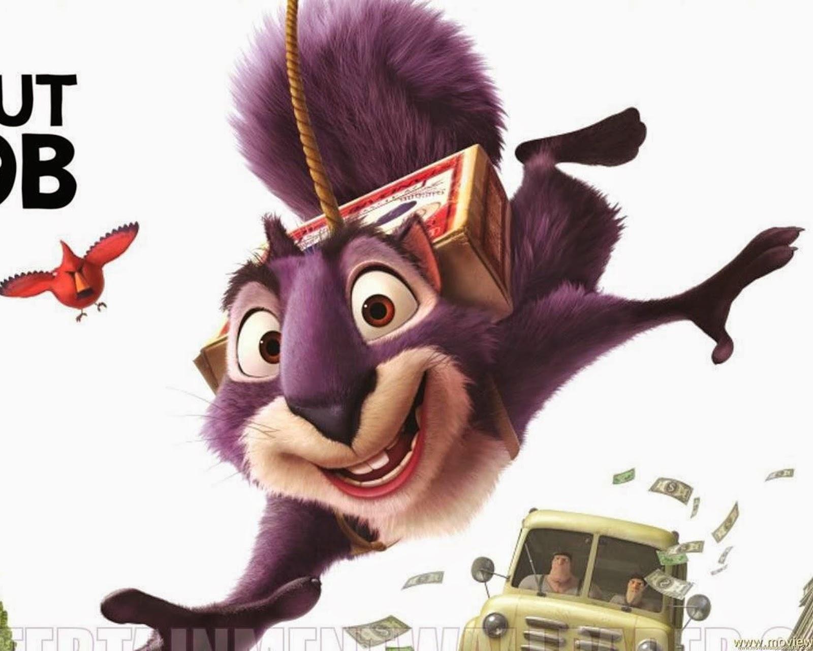 The Nut Job Movie Wallpaper Kumpulan Gambar The Nu...