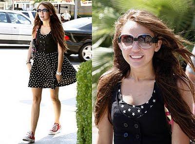 Miley Cyrus Fashion Style on Miley Cyrus Fashion Styles Of 2011