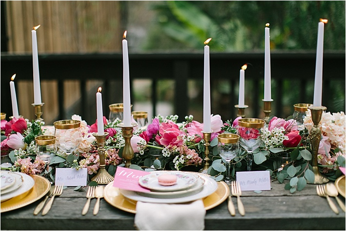 Romantic And Rustic Pink And Red Wedding Ideas Southern