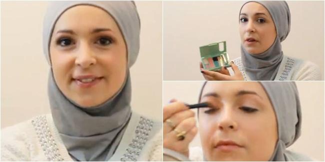Tutorial Makeup Sederhana Muslimah Sehari-Hari