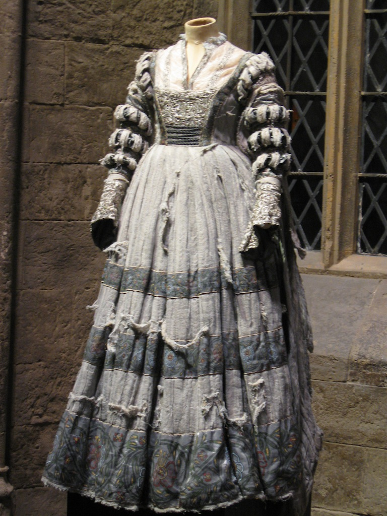 Harry Potter Fat Ladys Dress