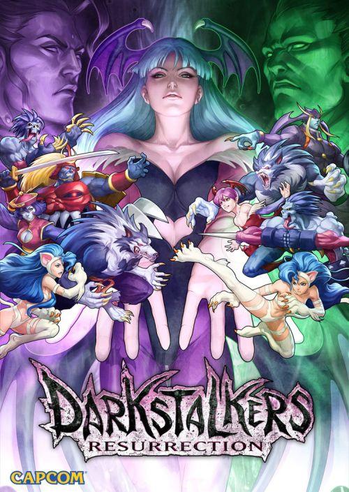 Stanley Lau artgerm deviantart ilustrações mulheres sensuais games quadrinhos Darkstalkers Resurrection