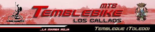 """C.D.E. TEMBLEBIKE """"LOS CALLAOS"""""""