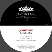 Jonny Bee Loveless Savoir Faire Musique