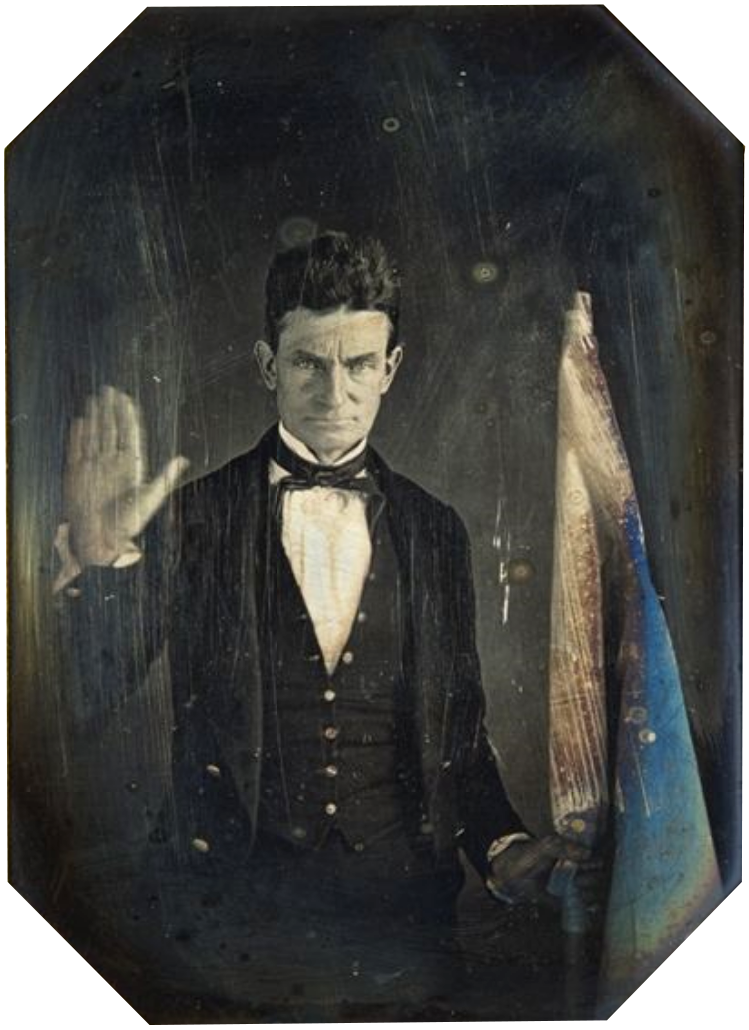 was john brown a terrorist Historian james gilbert labels john brown a terrorist in terms of twenty-first century criteria and psychological profiles  brown, john (1800–1859) in.