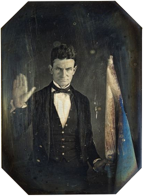 C. 1846-1847 John Brown likeness by Augustus Washington