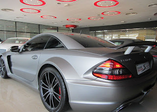 Brabus Vanish SL65 AMG Black Series