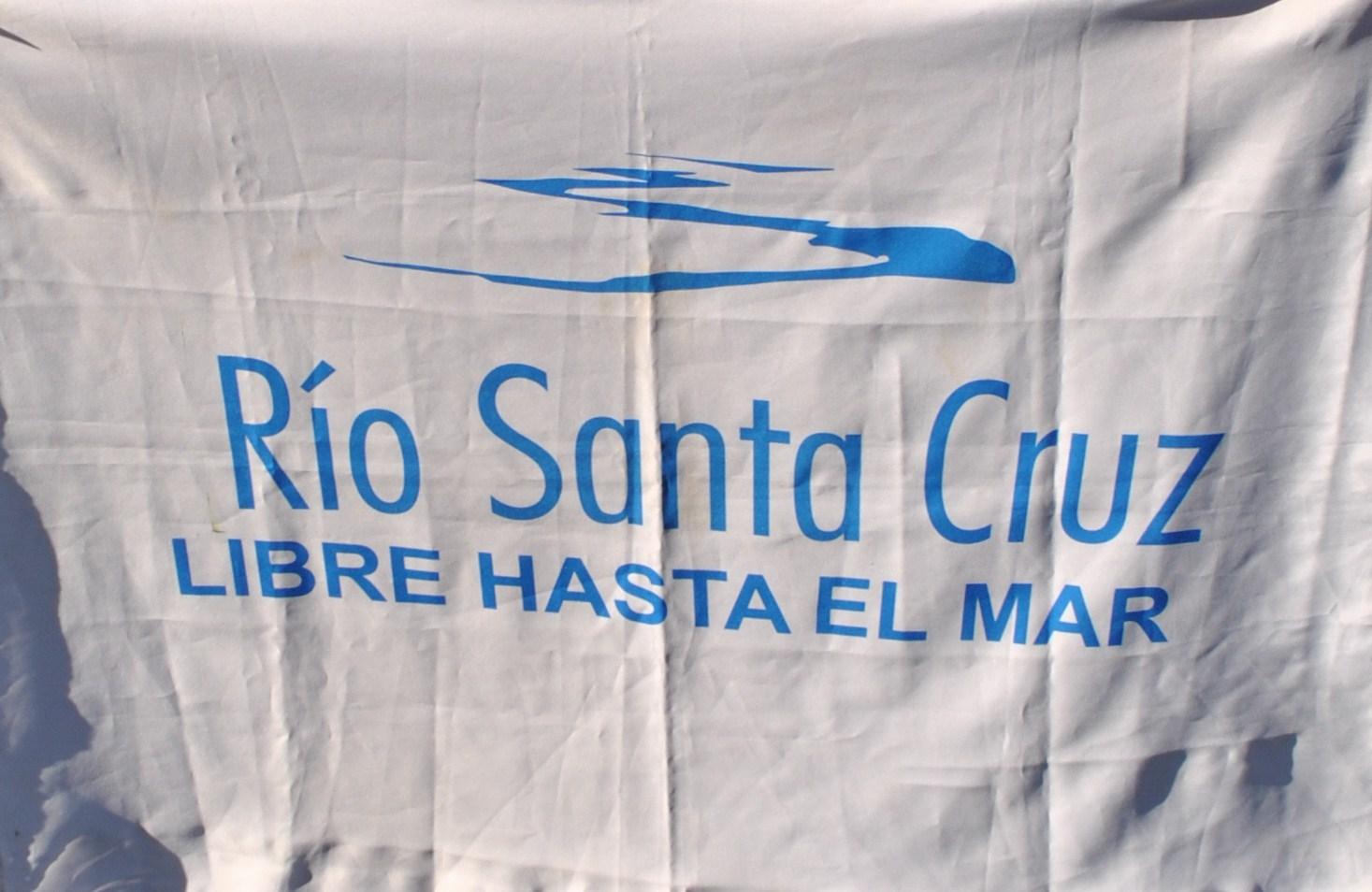 Río Santa Cruz Sin Represas