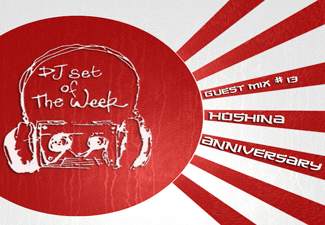 2012.10.24 - DSOTW Exclusive Guest Mix #13 by Hoshina Anniversary DSOTW_GM13Final_SIZEPOST