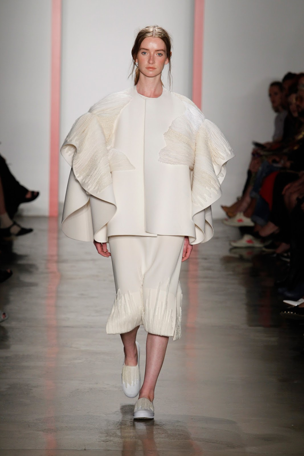 Claudia Li Parsons graduate collection