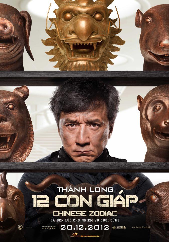 12 Con Giáp - Chinese Zodiac