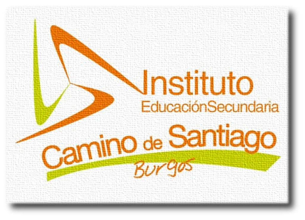 Resultado de imagen de logo ies camino de santiago