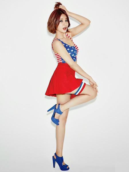 AoA GQ Korea