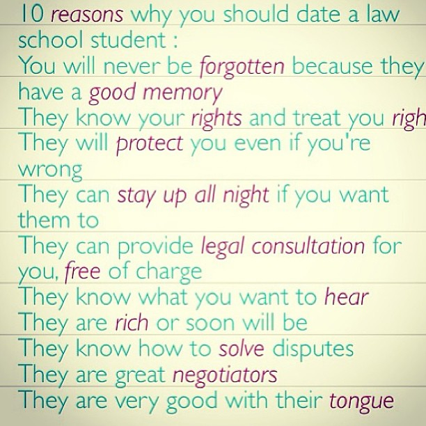 You Know You Are A Law Student When Life Of A Law S...
