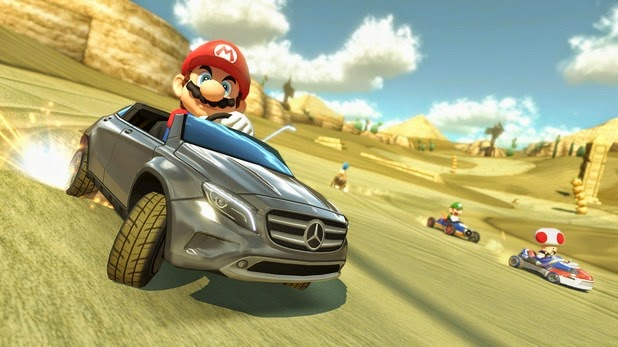 Mario Kart 8 ha vendido más de 1,2 millones de unidades