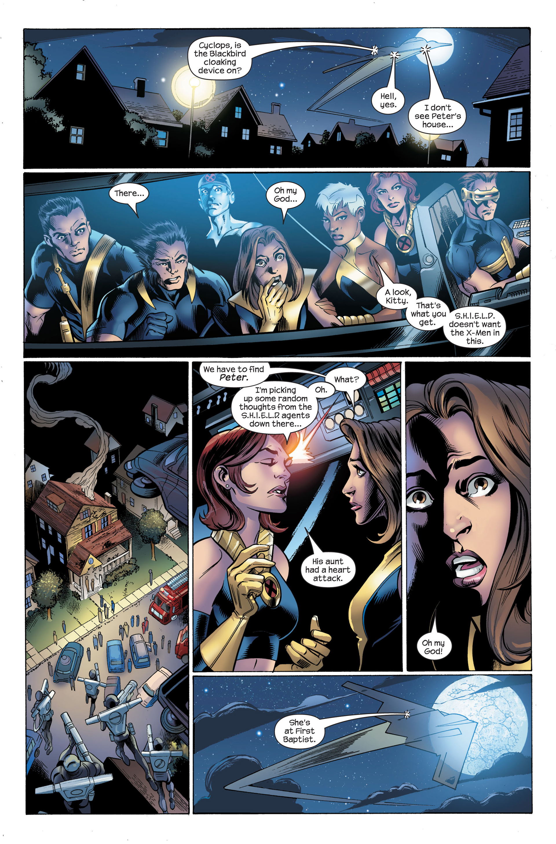 Ultimate Spider-Man (2000) Issue #105 #109 - English 5