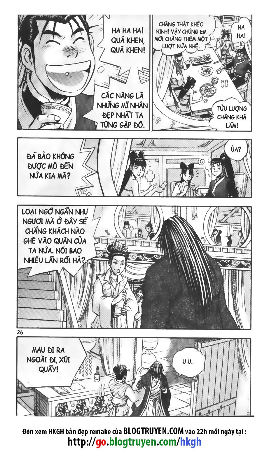 Hiệp Khách Giang Hồ chap 333 Trang 5 - Mangak.info
