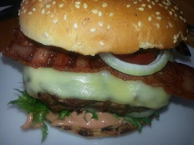 grillet hamburger