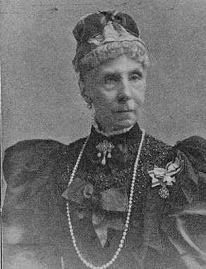 Agnes, duchesse de Saxe-Altenbourg, née princesse d'Anhalt-Dessau