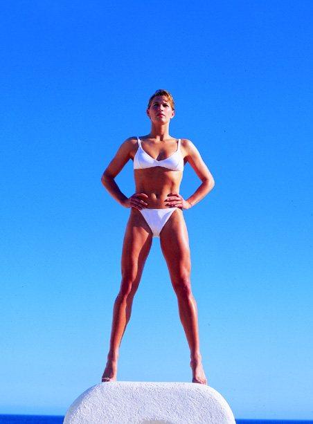 Steffi Graf Hot