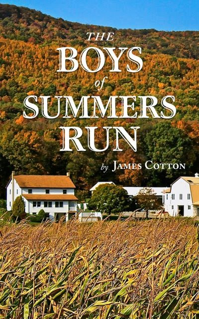 THE BOYS OF SUMMERS RUN, 3rd AND LATEST IN THE SERIES