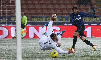 Inter Palermo 4-4 highlights