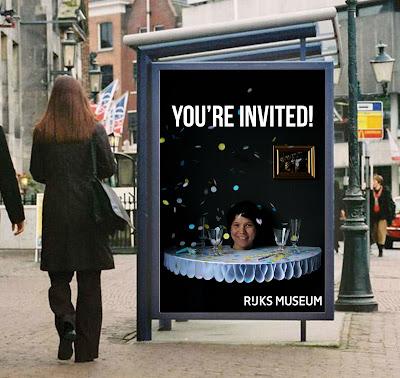 Fotostyling Rijksmuseum abri Amsterdam