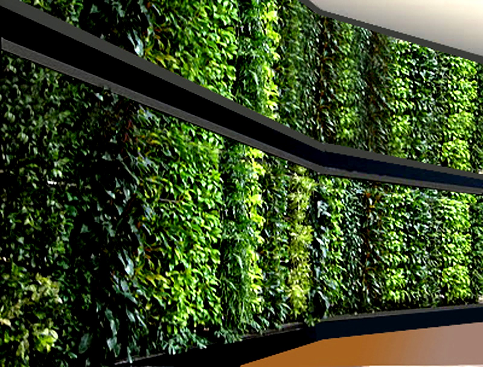 Agro wall vertical garden planting system agro wall for Vertical garden wall systems