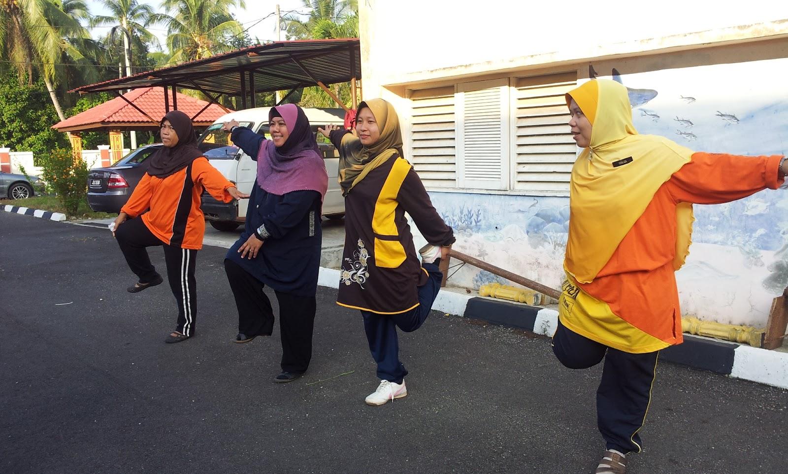 Senamrobik 1 Murid 1 Sukan 1 Malaysia