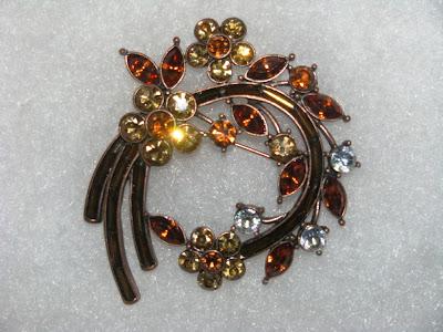 Fall colors pin