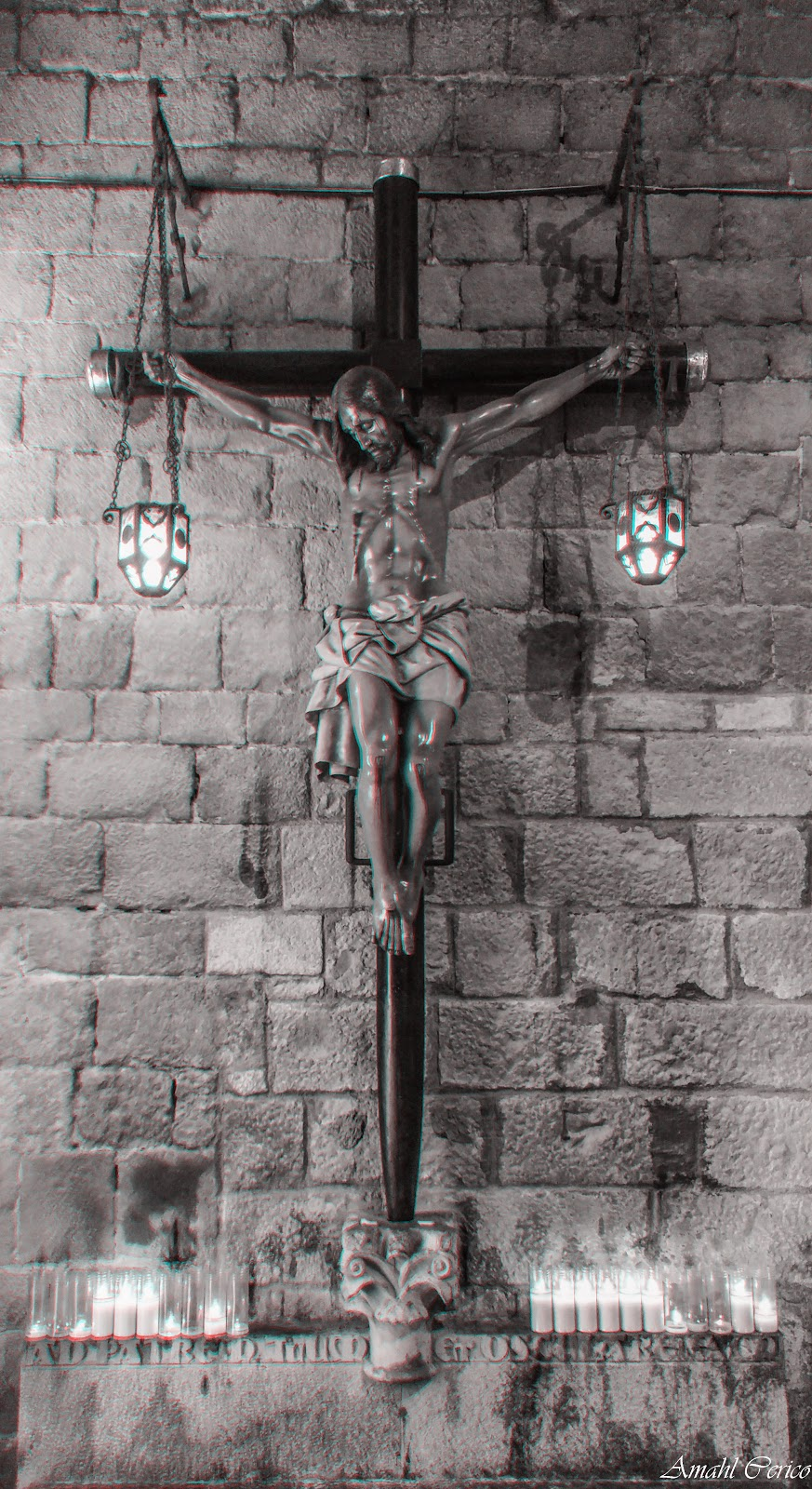 The Crucifix at Basilica de Sant Feliu