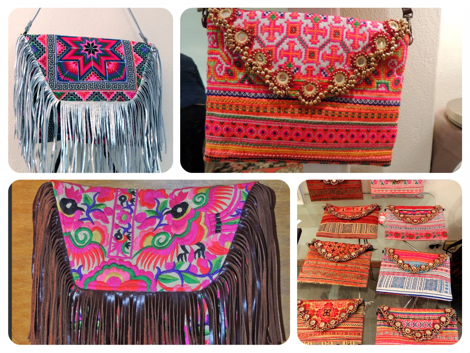 fringe bag spanish and sisters