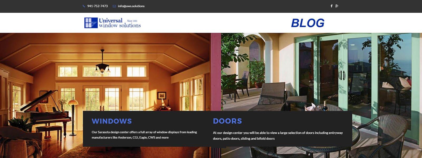 Sarasota Bradenton Windows Doors