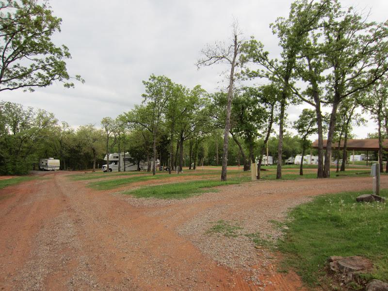 Wayside Wanderings Chandler Oklahoma