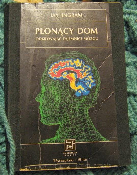 okładka książki Płonący mózg
