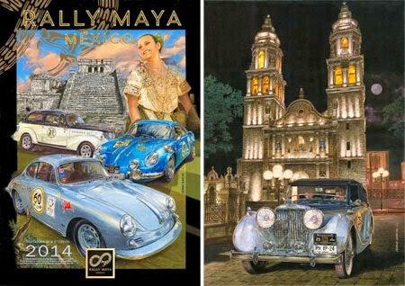 RALLY MAYA-MEXICO 2015