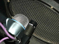 Miking The Bass Amp image