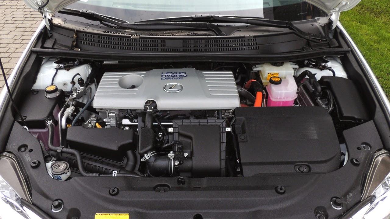 Lexus CT 200h - układ napędowy