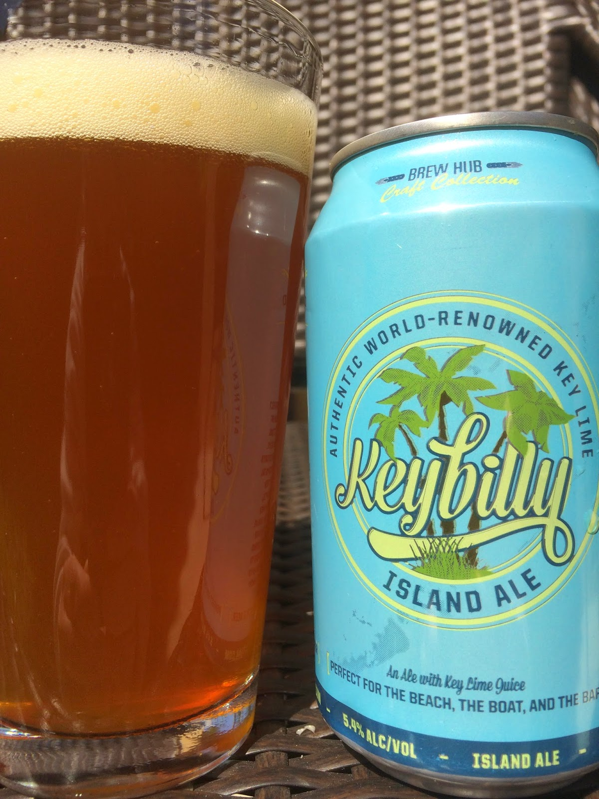 Daily beer review brew hub craft collection keybilly for Craft beer key west
