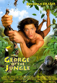 George of the Jungle (1997) Hindi Dual Audio BluRay | 720p | 480p | Watch Online and Download