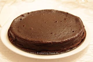 David Leibowitz's Idiot-Proof Chocolate Cake