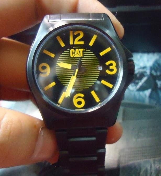 Jam Tangan Caterpillar PK.161.12.137 DP XL