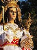 CARGUÍO 2012 - Visita de la Virgen de Chapi a la Parroquia Santa Marta - Misión Continental