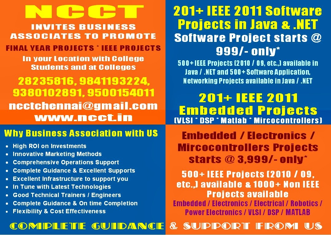 embedded new ieee projects