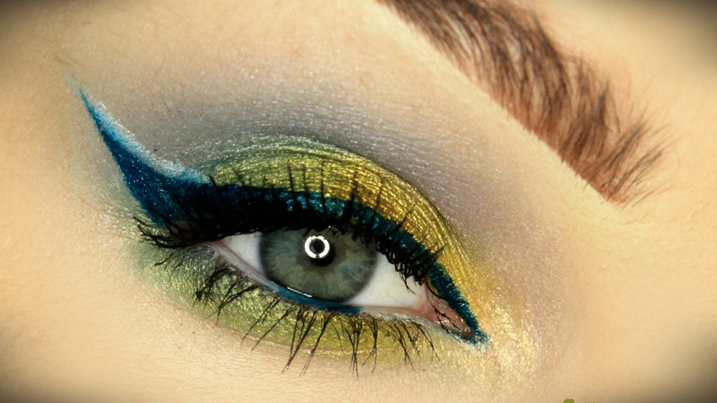 Makijaz Wiosenny Makeup Geek - Krok po Kroku
