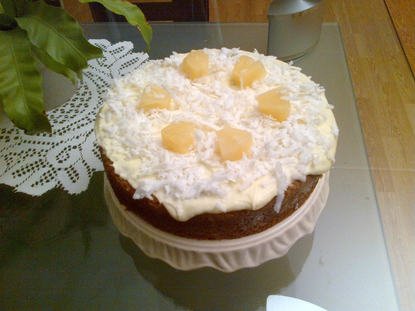 cake deeg recept